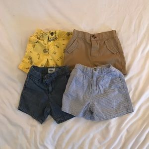 Boys 18-24mth shorts bundle